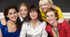 Girls in Office