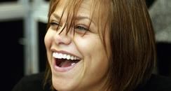 Jade Goody in the spotlight
