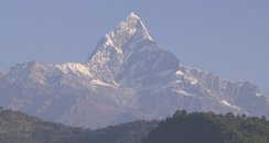 Trek nepal Annapurna Range