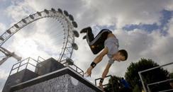 Thames, Free runner,
