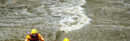 Floods in Boscastle 2004