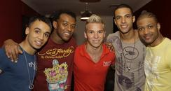 JLS in Peterborough