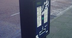 Parking Meter Wirral