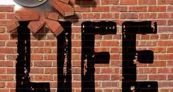 Suffolk Police tackling drugs logo