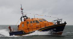 Appledore lifeboat