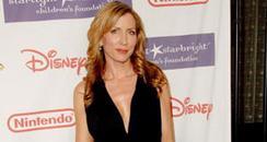 Heather Mills at Disney launch