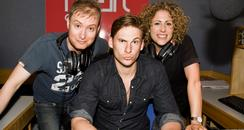 Heart Breakfast meets Lee Ryan