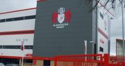 Gloucester rugby ground