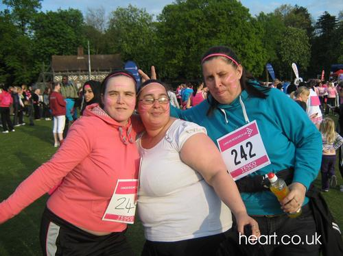 Race for Life - Cannon Hill Park 13.5.10