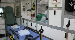New ambulance equipment to send patient info
