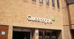 Exterior of Queensgate Centre, Peterborough