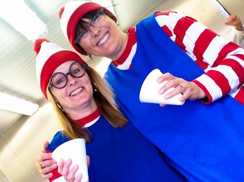 Where's Wally 2010