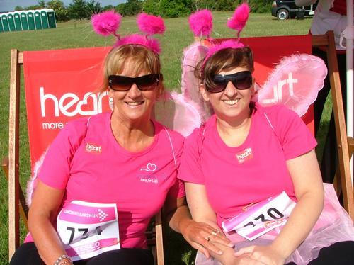 Bristol Race for Life Saturday
