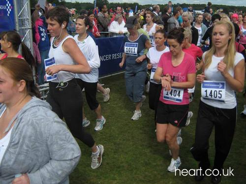 Race for Life - Sutton Coldfield