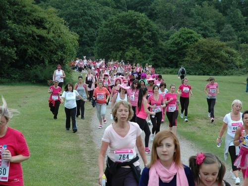 Race for Life: Enfield