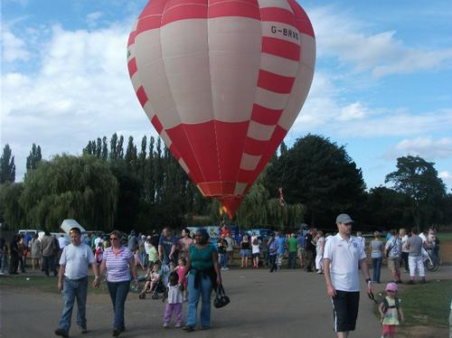 Northampton Balloon Festival 2010 Day 3