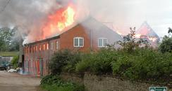 Southmoor Fire