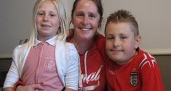 Cervical Cancer survivor Zoe French