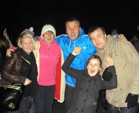 Fun at the Fireworks 4