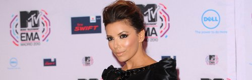 Eva Longoria dresses at the emas