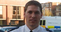 PC Chris Stephens of Kent Police