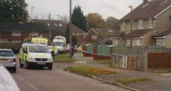 Woodfield Road Murder Scene