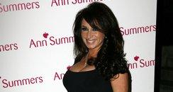 Jacqueline Gold at a launch Dec 2008