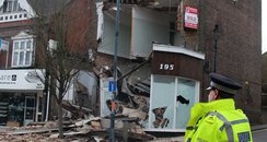 Berkhamsted building collapse