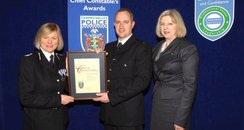 Bracknell officer awarded