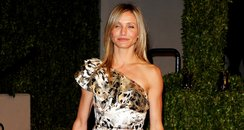 Cameron Diaz at the Oscars Vanity Fair