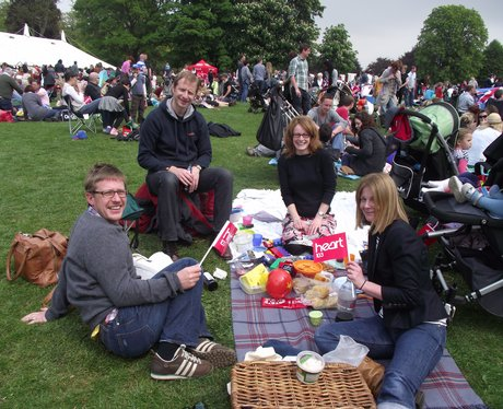 Bath's Royal Picnic In the Park