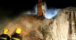 thatch fire