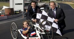 Brands Hatch chosen to host paralympic road race