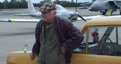 Delboy at air tattoo