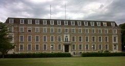 Cambridge Shire Hall