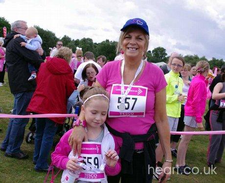 Race for Life - Sutton Park 18/6/11