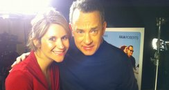 Harriet Scott and Tom Hanks