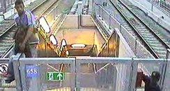 taxi robbery cctv