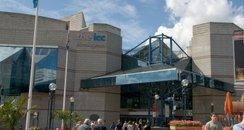 The ICC, Birmingham