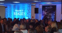 Beales Girls Night Out