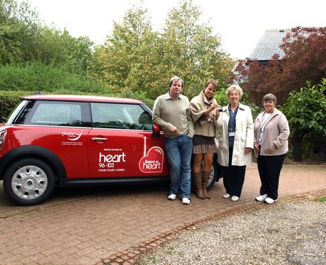 Have A Heart Mini Handover