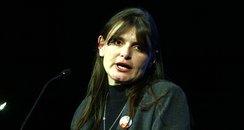 Sara Payne talks to Police Federation conference