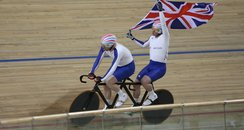 Paralympic Track Cycling