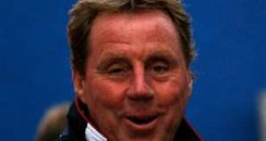 Harry Redknapp is resting in his Sandbanks home