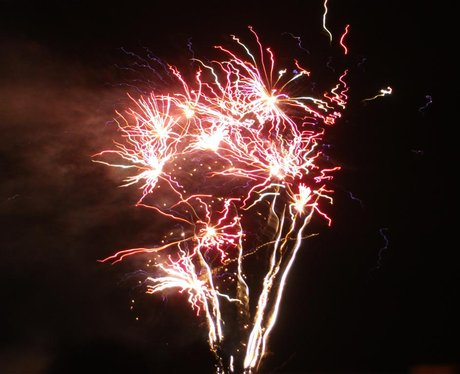Harlow Council Fireworks
