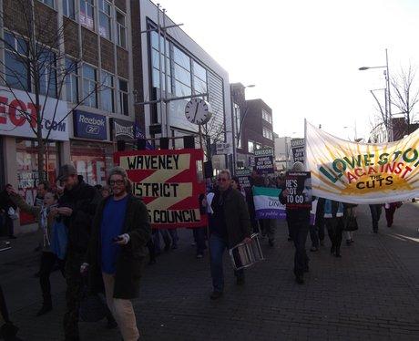 Lowestoft March 5