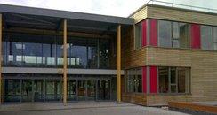 The new-look QE School in Wimborne