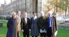Elizabeth Truss MP, George Freeman MP, Ben Gummer