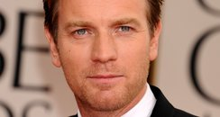Ewan MacGregor at the Golden Globes 2012