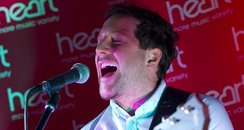 Matt Cardle on Stage at the Heart Cambridgeshire L